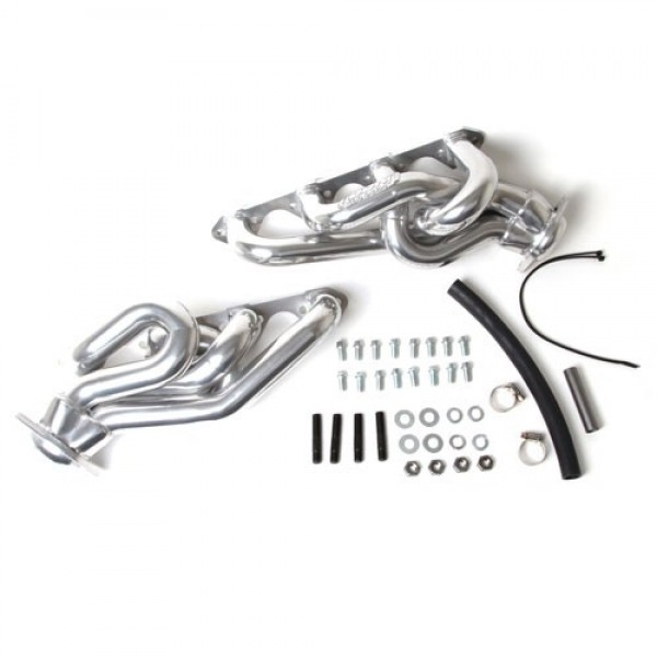 Mustang 5.0 Shorty 1-5/8 In. Equal-Length Headers - Ceramic (86-93)