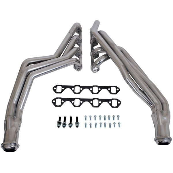Mustang 5.0 1-5/8 In. Long Tube Headers - Ceramic (79-93)