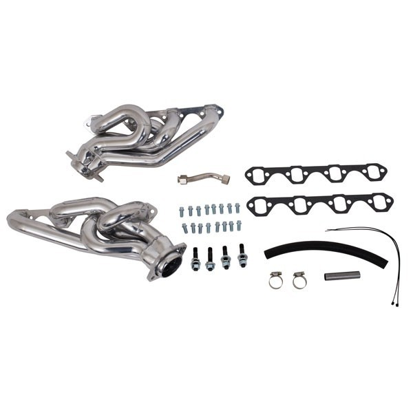 Mustang GT 1-5/8 In. Shorty Equal Length Headers - Ceramic (94-95)