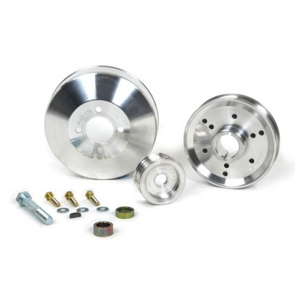 Mustang GT/Cobra Underdrive Pulleys (96-01)