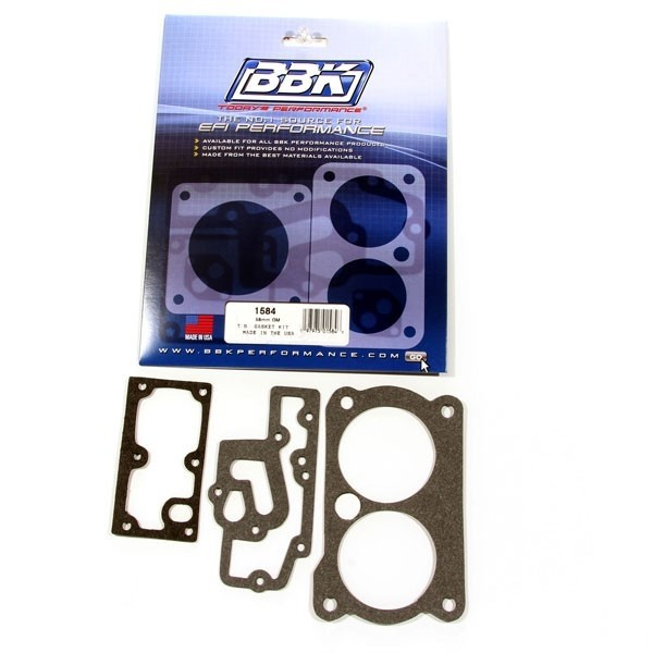 Throttle Body Gaskets GM Twin 58MM For #1536-1539-1542-1544