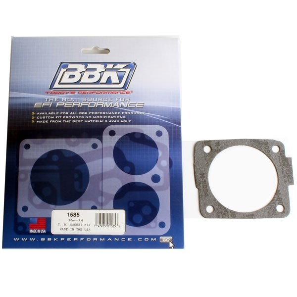 Throttle Body Gasket Kit - Ford 4.6L 70/75MM For #1700-1703