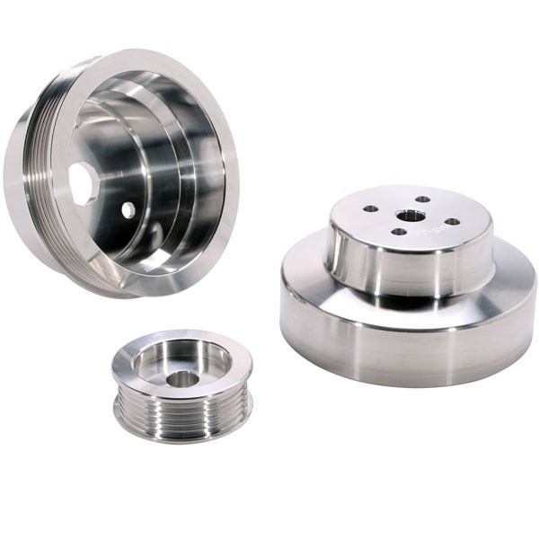 GM Truck 4.3/5.0/5.7 Underdrive Pulleys (88-95)