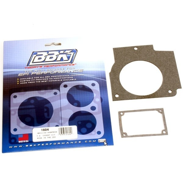 Throttle Body Gasket Kit 80MM LS1 Vortech (All)