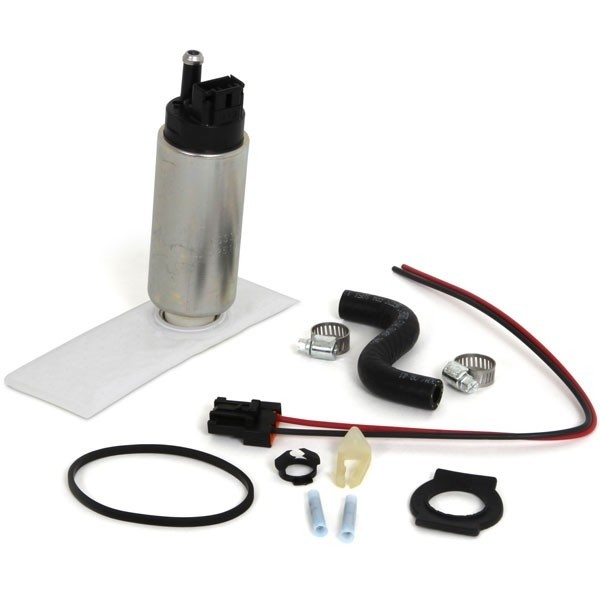 Mustang 190 LPH In Tank Electric Fuel Pump Kit (86-97)