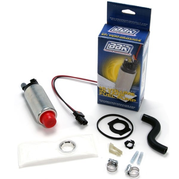 Mustang 255 LPH In Tank Electric Fuel Pump Kit (86-97)