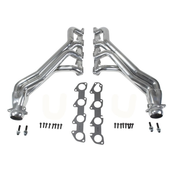 5.7 Hemi Challenger/Charger 1-3/4 In. Long Tube Headers - Ceramic (05-08)