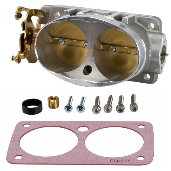 Mustang Twin 62MM Throttle Body (96-01 Cobra/03-04 Mach 1)