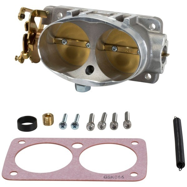 Mustang Cobra Twin 65MM Throttle Body (03-04)