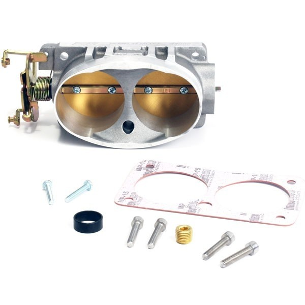 Mustang Twin 65MM Throttle Body (96-01 Cobra/03-04 Mach1)