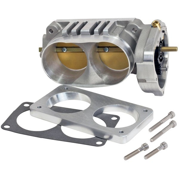 Twin 65MM Throttle Body (07-14 GT500, 05-10 V10)