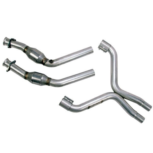 Mustang V6 Catted X-Pipe (11-14)