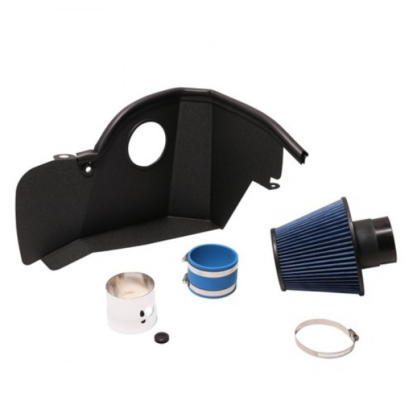 Mustang Ecoboost Air Intake - Chrome (15-17)