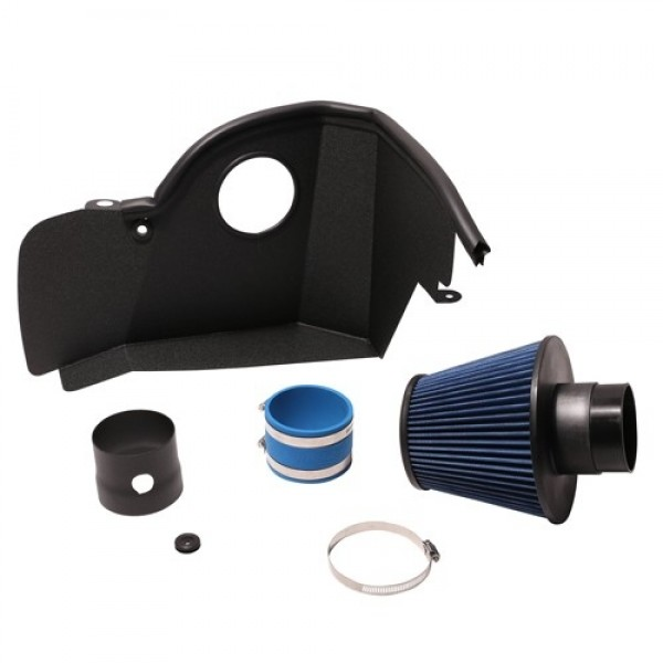 Mustang Ecoboost Cold Air Intake - Blackout (15-17)