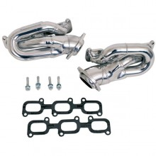 Mustang V6 1-5/8 In. Shorty Headers - Ceramic (11-17)