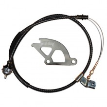 Mustang Adj Clutch Cable & Quadrant Kit (79-95)