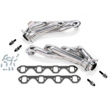 Mustang 5.0 1-5/8 In. Shorty Headers - Ceramic (86-93)