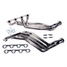Mustang 5.0 1-5/8 In. Long Tube Headers - Chrome (79-93)