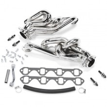 Mustang GT 1-5/8 In. Shorty Headers - Chrome (94-95)
