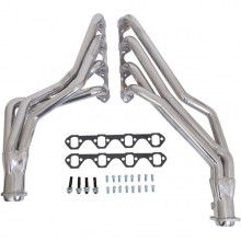 "Mustang 5.0 1-5/8"" Long Tube Headers - Ceramic (79-93)"