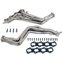 Mustang Cobra 4.6L 1-5/8 In. Long Tube Headers - Chrome (96-98)