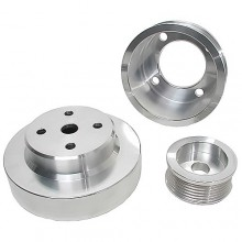Mustang 5.0 Underdrive Pulleys (86-93)