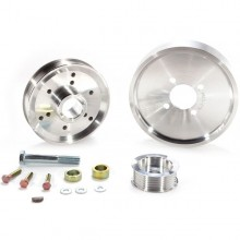 Mustang GT/Cobra Underdrive Pulleys (01-04)