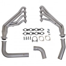 GM Full Size Truck Long Tube Exhaust Headers & Y Pipe (99-02)