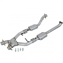 Mustang Cobra 2-1/2 In. Catted X-Pipe (96-98)