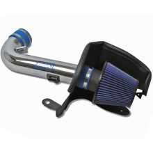 Mustang GT 5.0 Cold Air Induction System - Chrome (11-14)