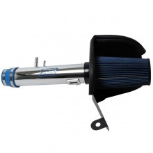 Mustang V6 Cold Air Intake - Chrome (11-14)