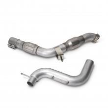 Mustang Ecoboost Catted Down Pipe (15-17)