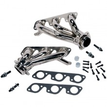 Mustang V6 1-5/8 In. Shorty Headers - Chrome (99-04)