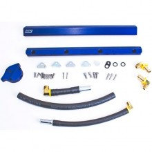 Ford 5.0 High-Flow Aluminum Fuel Rails (86-93)