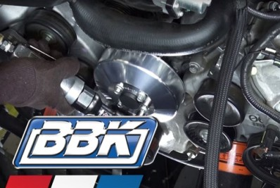 Performance Underdrive Pulley Kits From BBK