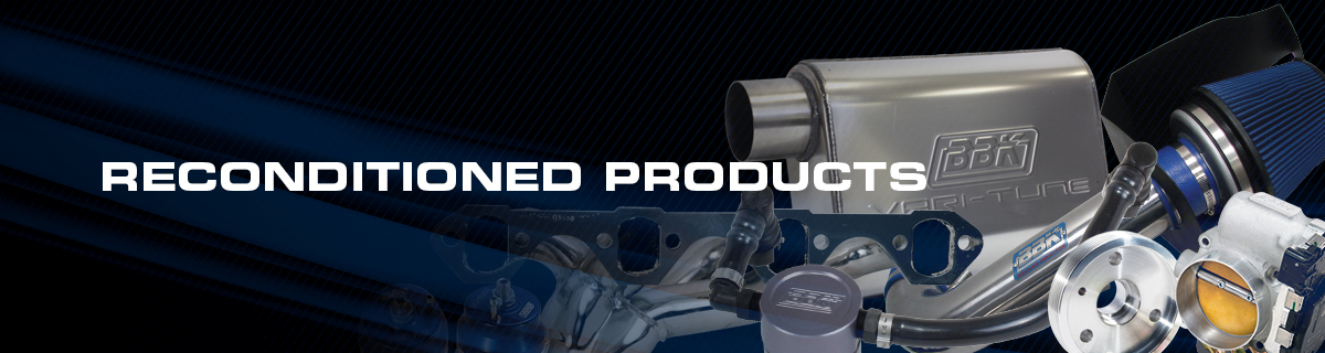 Reconditioned Products